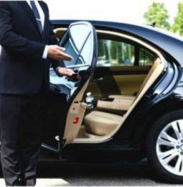 Chauffeur services (optional) image